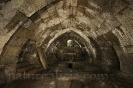 Cripta en Santa Mariña de Augas Santas.
