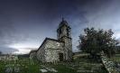 Igrexa parroquial de San Breixo de Lamas.
