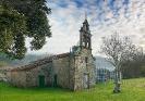 Igrexa parroquial de San Miguel de Barcala.