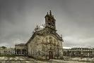 Igrexa parroquial de Santiago de Traba.