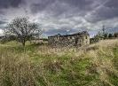 Vivenda rural en ruínas.